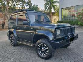 Daihatsu Taft 4x4 Independent 2001 Good Condition (jeep)