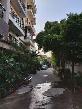 3BHK furnished flat are ready for rent