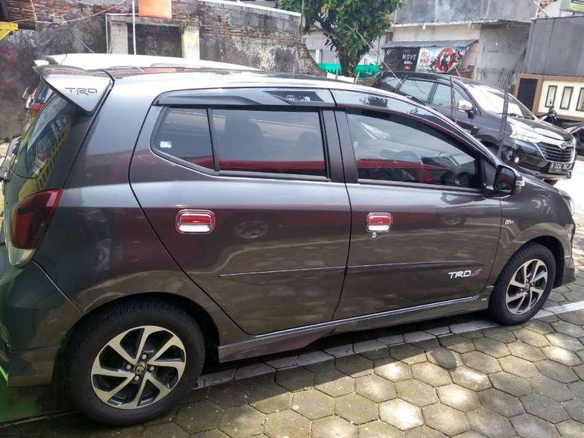 Sewa dan rental murah mobil jogja Brio Satya murah hemat terbaik 0