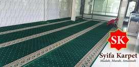 Jual karpet masjid soft premium bisa bayar di tempat