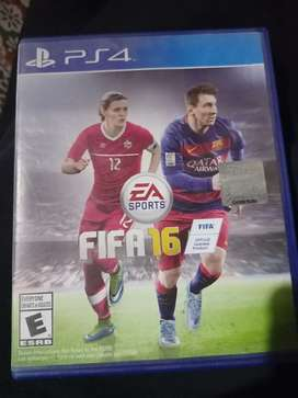 Ps4 game Fifa 16