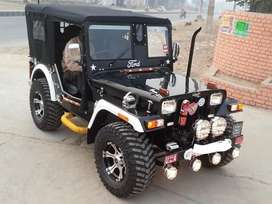 Black Ford jeep for sale