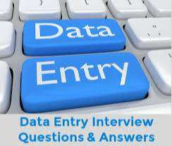 Skills for Your Data Entry