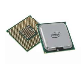 Core to due processor with fan
