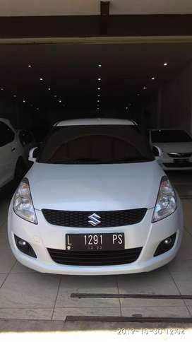 Suzuki Swift manual 2013