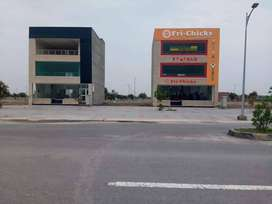 100% Developed Commercial on 150ft wide road. New Lahore City