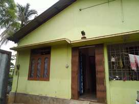 Sell land with assam type house