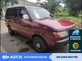 [OLXAutos] Toyota Kijang 1997 1.8 LGX A/T Bensin Merah #Arjuna Motor
