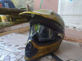 Helm KLX ukuran L