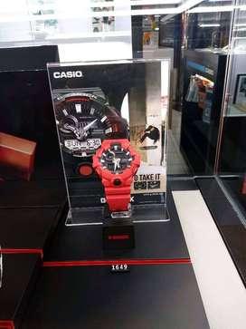 Cicilan Jam Casio G-Shock Bunga 0% (3 Menit ACC)