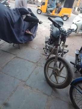Bajaj discover good engine good mileage