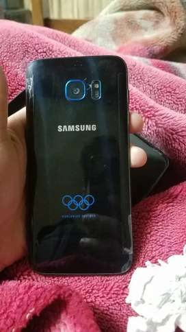 Ssmsung Galaxy s7 edge Olympic editions