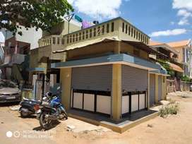 House in Shivakumarswamy Extension corner House