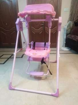 Baby swing in Best condition