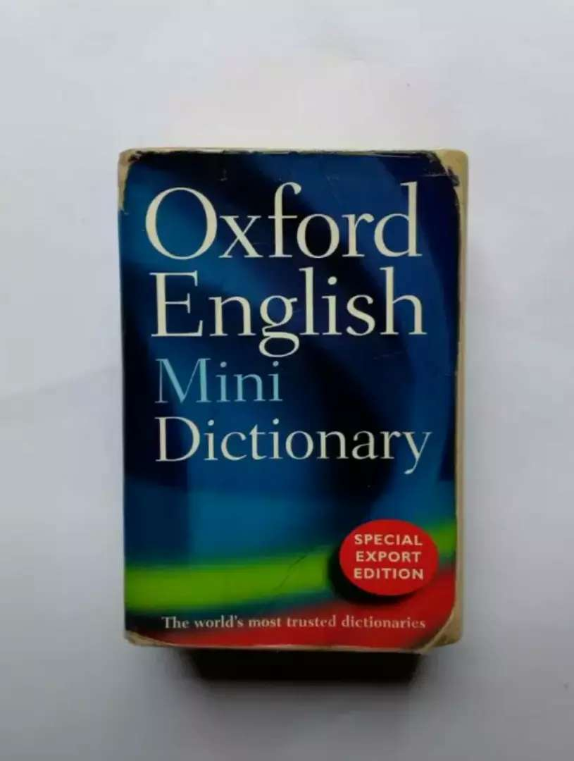Oxford Little English Dictionary