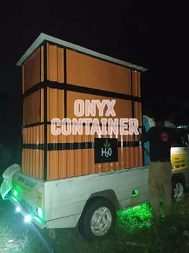 SUPER MURAH CONTAINER DAGANG/BOOTH CONTAINER/SEMI CONTAINER/CONTAINER