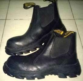 Sepatu safety KINGS High tinggi mens grade premium