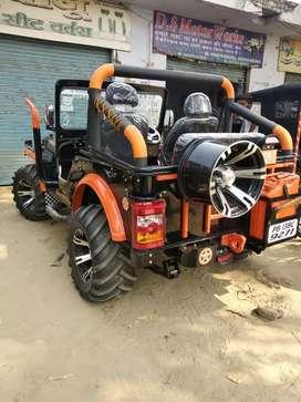 G a Jeep modified