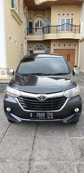 Toyota grand new avanza G 2015
