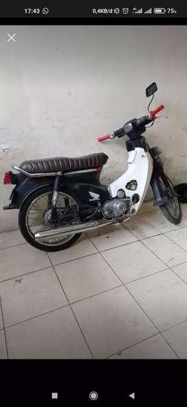 Honda 70cc dijual