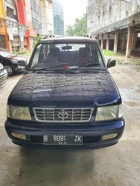 Kijang LGX 2001 biru