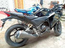 CBR 250 with ABS