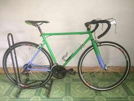 Sepeda roadbike custom