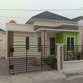 Rumah Minimalis Nyaman, Dekat Jalan Harga Nego