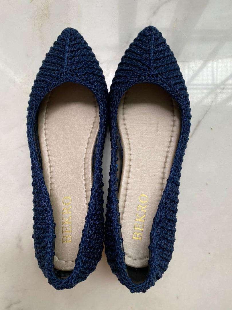 Sepatu rajut size 40 best quality 0