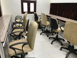 Fully furnished office for rent on laxmi nagar metro station