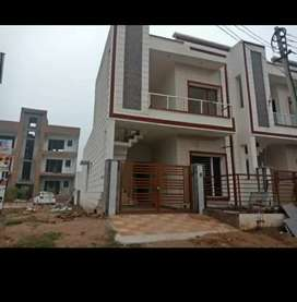 4bhk corner house for sale.