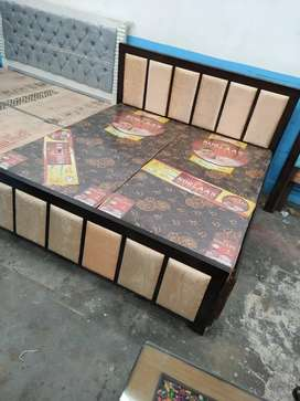 Brand new double bed ( book now limited stocks )