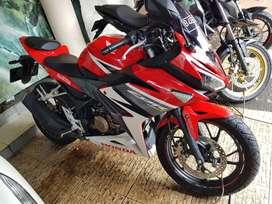 Promo DP 1,85jt Honda CBR 150 150R 2017 Km 6rb Ayokk Bukan Vixion ya