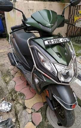 Honda Dio scooty BS4 5 years insurance
