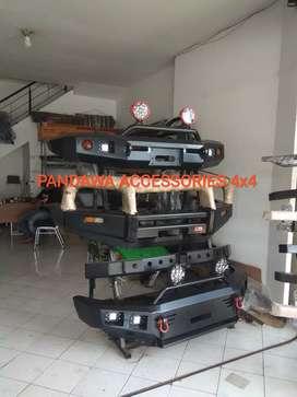 Tanduk Depan Hilux Vigo Model MCC Carryboy Infort Thailand.