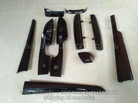 Original Interior wooden kit 12 pce Innova Crysta