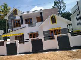 New house kollam keralapurm 4 bed attached 2100sqr