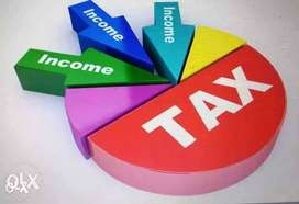 Income tax Return, Loan work and MSME Registration