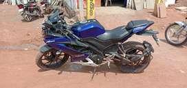 R15 single hand bike