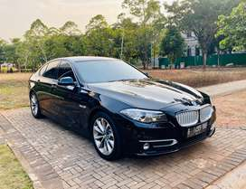 BMW 520D 2014 Facelift Modern Luxury F10 Diesel