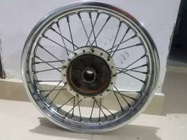 Yezdi wheel for rx