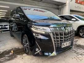 Toyota Alphard G ATPM 2018 Matic Ciamik