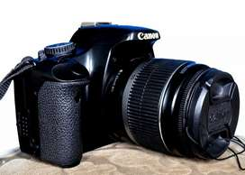 Cannon DSLR camera (perfashanal)total set for sell
