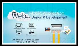 Website and Mobile Application Developer
