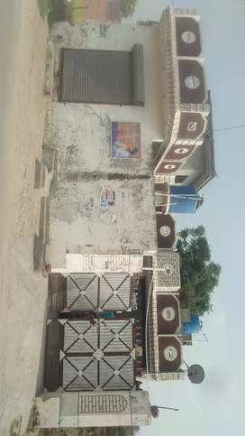 A house in Salempura situated on bhumal road is on sale