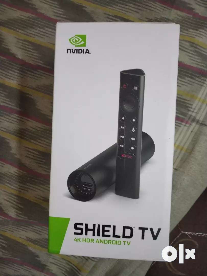 Nvidia Shield 2019 tube