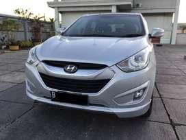 Hyundai Tucson Sunroof 48rb Km Rendah Tipe XG Thn 2013 AT Matic