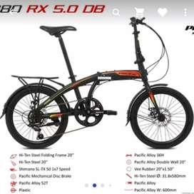 Sepeda Lipat Uk 20 Pacific 2980 RX 5.0