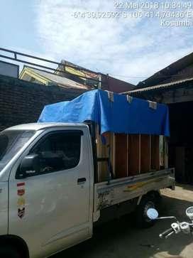 Jasa pindahan & antar kirim barang sewa pick up , mobil bak , losbak