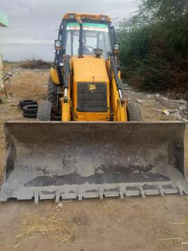 Jcb 2008 good condition newchydralic pump